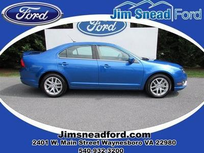 2012 Ford Fusion SEL Sedan for sale in Waynesboro for $19,880 with 7,326 miles.