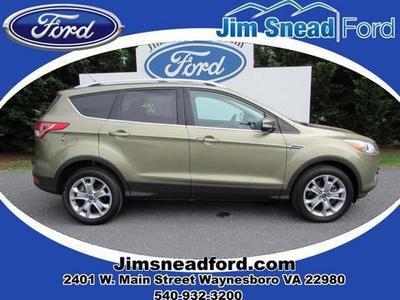 2014 Ford Escape Titanium SUV for sale in Waynesboro for $25,980 with 25,005 miles.