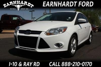2012 Ford Focus SE Hatchback for sale in Chandler for $14,777 with 28,504 miles.