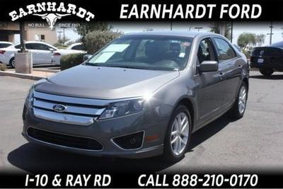 2012 Ford Fusion SEL Sedan for sale in Chandler for $20,995 with 39,838 miles.