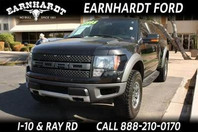 2011 Ford F150 SVT Raptor Crew Cab Pickup for sale in Chandler for $42,777 with 65,081 miles.