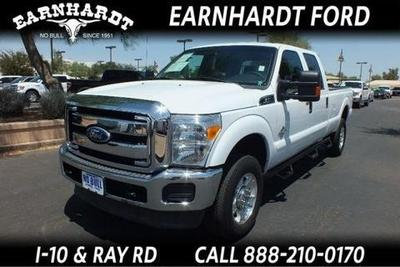 2011 Ford F350 Crew Cab Pickup for sale in Chandler for $38,531 with 43,621 miles.