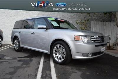 Used 2009 Ford Flex - Woodland Hills CA