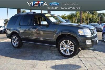 Used 2010 Ford Explorer - Woodland Hills CA