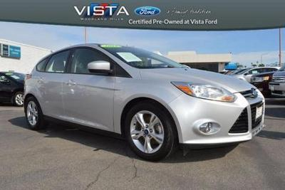 Used 2012 Ford Focus - Woodland Hills CA