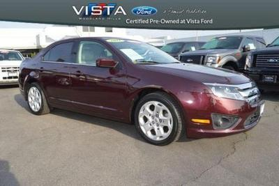 Used 2011 Ford Fusion - Woodland Hills CA