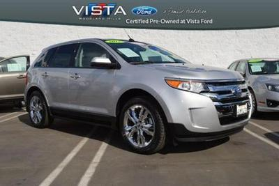 Used 2012 Ford Edge - Woodland Hills CA