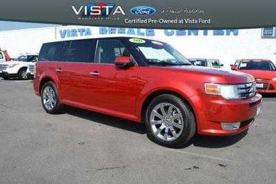 Used 2011 Ford Flex - Woodland Hills CA