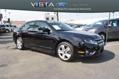 Used 2012 Ford Fusion - Woodland Hills CA