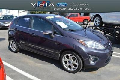 Used 2012 Ford Fiesta - Woodland Hills CA