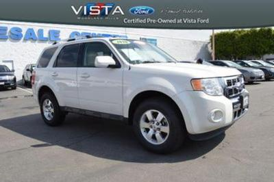 Used 2010 Ford Escape - Woodland Hills CA