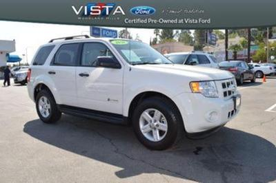 Used 2010 Ford Escape Hybrid - Woodland Hills CA