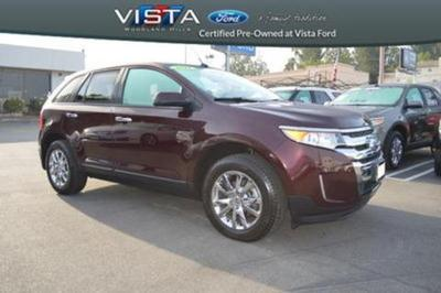 Used 2011 Ford Edge - Woodland Hills CA