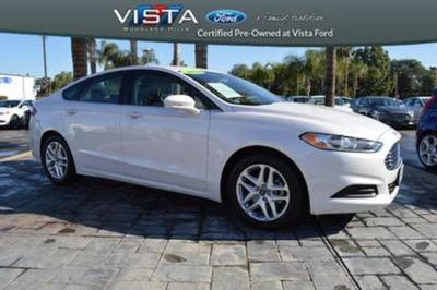 Used 2013 Ford Fusion - Woodland Hills CA