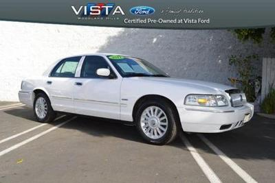 Used 2011 Mercury Grand Marquis - Woodland Hills CA