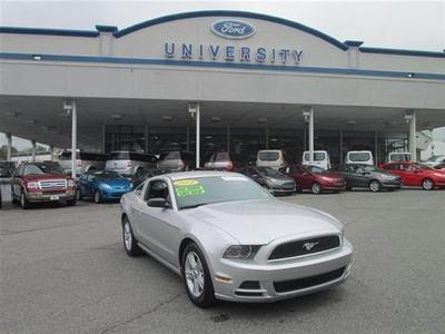 2014 Ford Mustang V6 Coupe for sale in Durham for $21,000 with 3,852 miles.