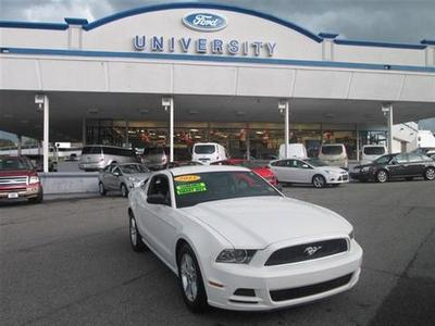 2013 Ford Mustang V6 Coupe for sale in Durham for $21,000 with 33,591 miles.