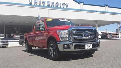 2014 Ford F250 Lariat Extended Cab Pickup for sale in Durham for $38,916 with 235 miles.