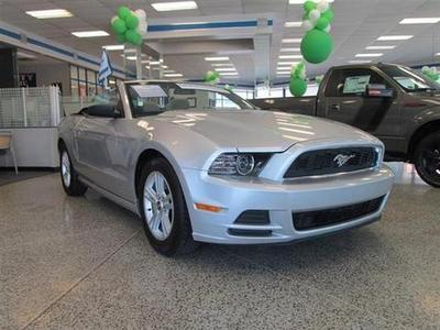 2014 Ford Mustang Convertible for sale in Durham for $24,916 with 26,475 miles.
