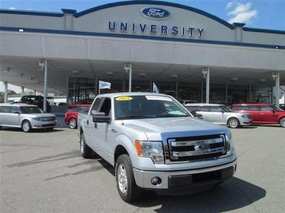 2013 Ford F150 XLT Crew Cab Pickup for sale in Durham for $25,000 with 32,811 miles.