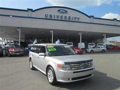 2012 Ford Flex SEL SUV for sale in Durham for $23,000 with 39,560 miles.