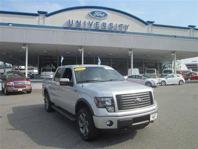2012 Ford F150 Crew Cab Pickup for sale in Durham for $36,000 with 33,583 miles.