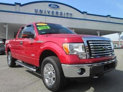 2012 Ford F150 XLT Extended Cab Pickup for sale in Durham for $33,000 with 21,776 miles.