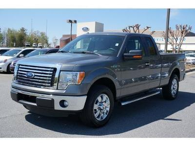 2012 Ford F150 XLT Extended Cab Pickup for sale in Mooresville for $26,988 with 34,882 miles.