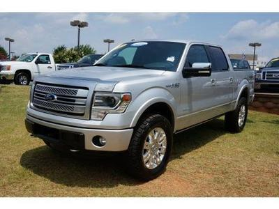 2013 Ford F150 Platinum Crew Cab Pickup for sale in Mooresville for $46,888 with 13,016 miles.