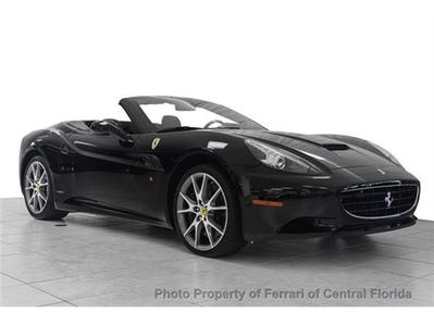 2011 Ferrari California Base Convertible for sale in Orlando for $168,895 with 4,278 miles.
