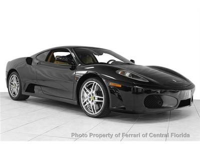 2009 Ferrari F430 Coupe for sale in Orlando for $151,495 with 9,985 miles.