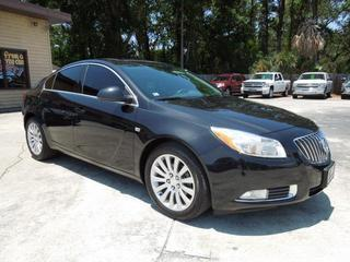2011 Buick Regal Sedan for sale in Titusville for $19,995 with 35,668 miles.