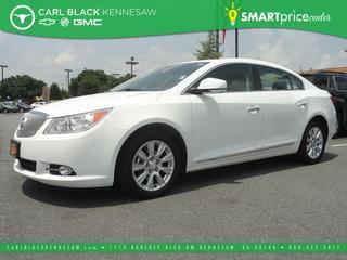 2012 Buick LaCrosse Sedan for sale in Kennesaw for $22,983 with 17,191 miles.