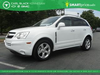 2014 Chevrolet Captiva Sport SUV for sale in Kennesaw for $21,995 with 23,482 miles.