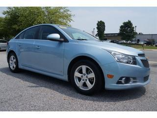 2011 Chevrolet Cruze Sedan for sale in Newnan for $14,995 with 34,467 miles.