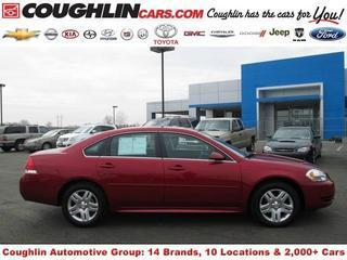 2014 Chevrolet Impala Limited LS Sedan for sale in Circleville for $20,999 with 12,013 miles.