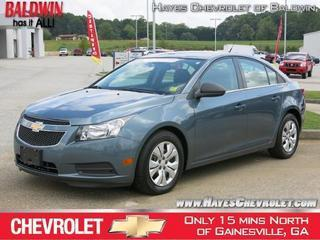 2012 Chevrolet Cruze Sedan for sale in Alto for $13,489 with 32,562 miles.