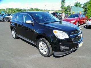 2011 Chevrolet Equinox SUV for sale in Milford for $16,995 with 21,870 miles.