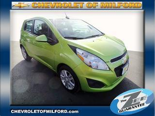 2013 Chevrolet Spark Hatchback for sale in Milford for $13,955 with 3,774 miles.