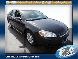 2014 Chevrolet Impala Limited LS Sedan for sale in Milford for $19,955 with 13,264 miles.
