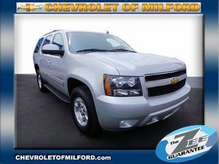2014 Chevrolet Tahoe SUV for sale in Milford for $41,495 with 13,185 miles.