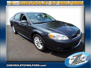 2014 Chevrolet Impala Limited Sedan for sale in Milford for $18,995 with 20,894 miles.