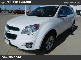 2013 Chevrolet Equinox SUV for sale in Amarillo for $26,991 with 42,729 miles.