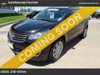 2014 Chevrolet Traverse SUV for sale in Amarillo for $33,991 with 4,166 miles.