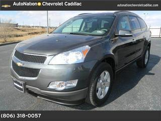 2012 Chevrolet Traverse SUV for sale in Amarillo for $24,991 with 43,559 miles.
