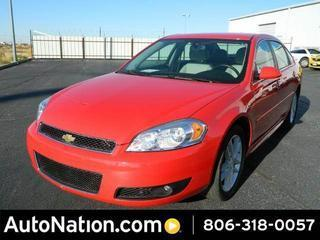 2013 Chevrolet Impala Sedan for sale in Amarillo for $20,991 with 25,897 miles.