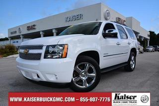 2012 Chevrolet Tahoe SUV for sale in Deland for $43,999 with 18,210 miles.