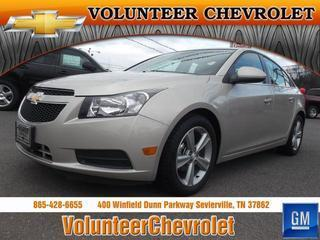 2013 Chevrolet Cruze Sedan for sale in Sevierville for $19,995 with 36,900 miles.