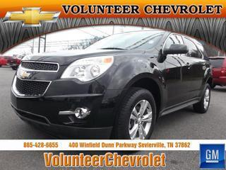 2013 Chevrolet Equinox SUV for sale in Sevierville for $25,995 with 24,836 miles.