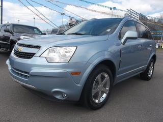 2013 Chevrolet Captiva Sport SUV for sale in Sevierville for $21,995 with 35,554 miles.